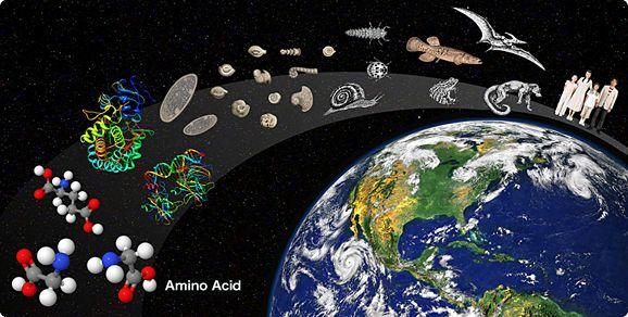 فرضية جديدة لتفسير نشأة الحياة على الأرض