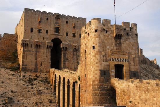 لمحة تاريخية عن مدينة حلب