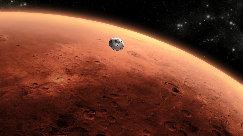 هل يمكن للبشر العيش على المريخ ؟