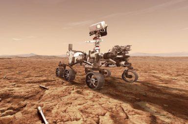 أخيرًا بيرسيفرنس تعيد عينة من المريخ إلى الأرض - نجاح المركبة الفضائية بيرسيفرنس في جمع عينة من تربة المريخ في محاولتها الثانية