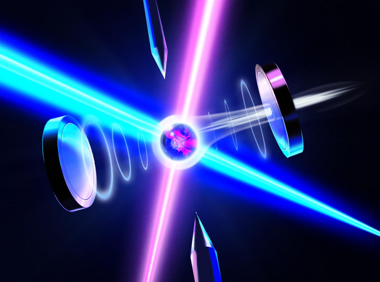 مفتاح جديد يقربنا خطوة مهمة نحو بناء الإنترنت الكمومي