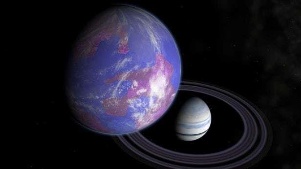 ما هو الكوكب القمري - Ploonet؟
