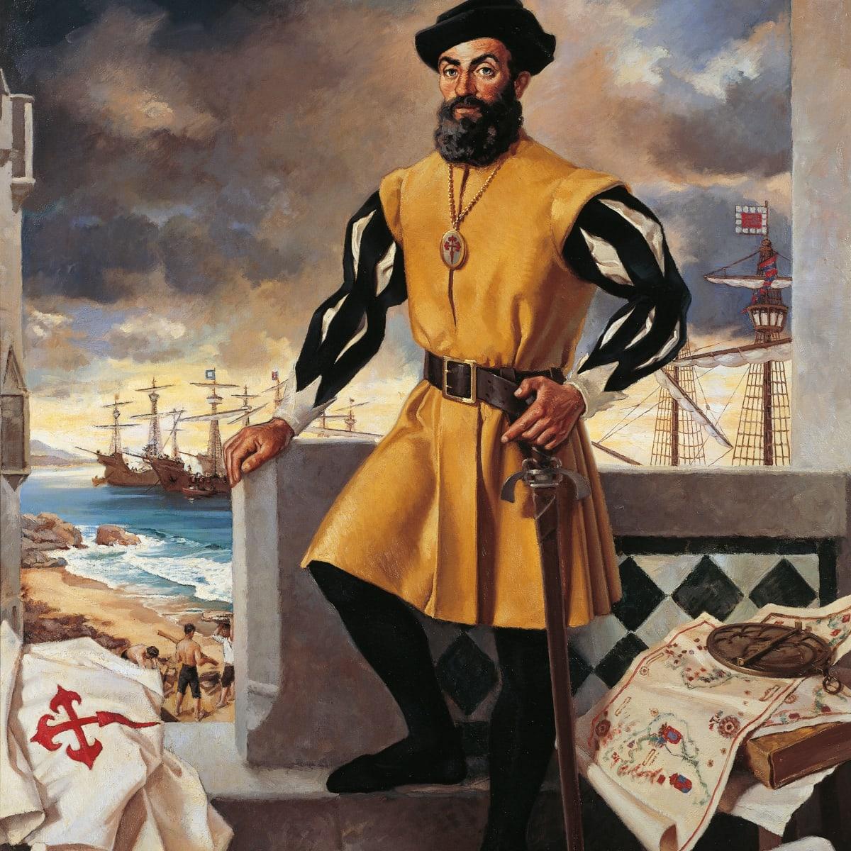 فرديناند ماجلان ورحلته حول الأرض الجزء الأول - من هو البحار فرديناند ماجلان. ما الأراضي التي أبحر إليها واكتشفها ولصالح من؟