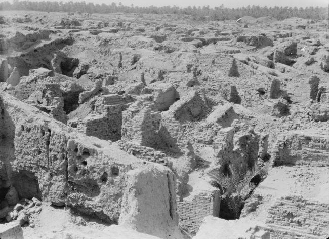 أطلال بابل سنة 1932