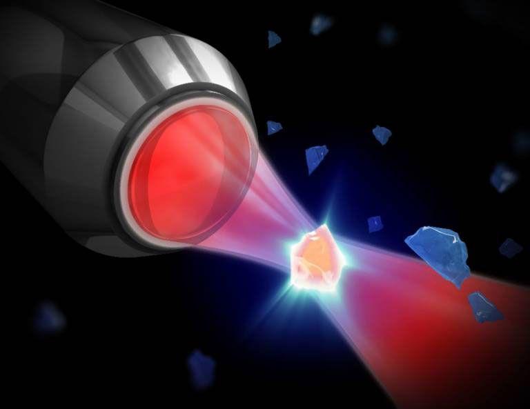 في إنجاز عظيم، نجح العلماء بخلق تشابك كمومي بين طبلة وسحابة من الذرات