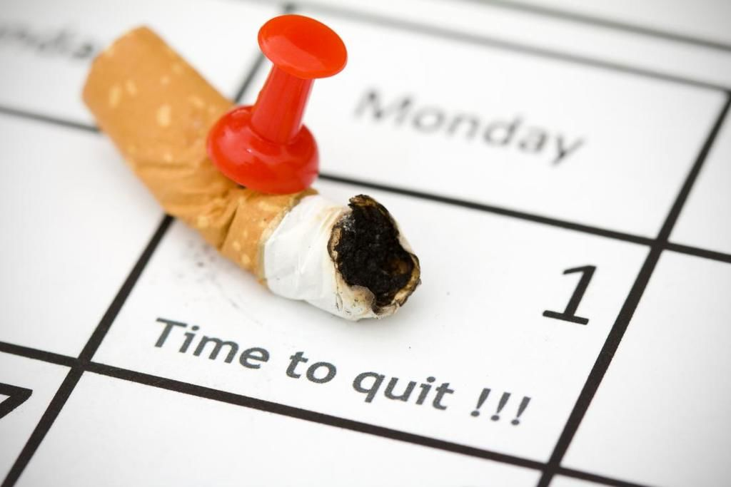 هل تفكّر في الإقلاع عن التدخين؟ اليوم هو اليوم المنشود