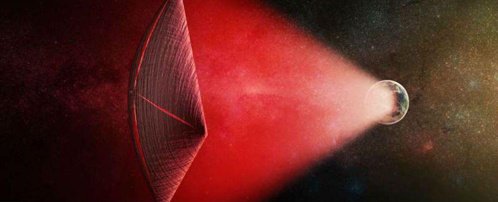 مجرد انبعاثات راديوية ام وقود كائنات فضائية ؟