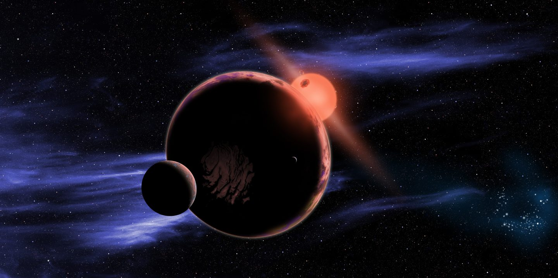 كوكب غير بعيد خارج المجموعة الشمسية من المحتمل أن يكون قابلًا للسكن