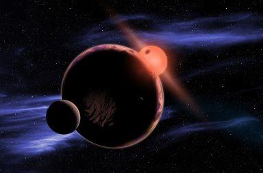 كوكب غير بعيد خارج المجموعة الشمسية من المحتمل أن يكون قابلًا للسكن - حياة خارج كوكب الأرض - وجود الماء السائل تحت الغلاف الجوي
