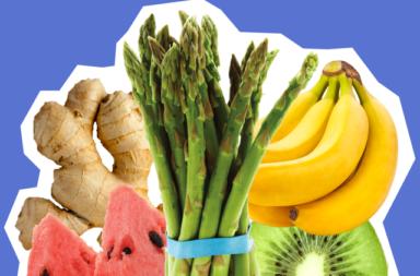 15 نوعًا من الأطعمة التي قد تسبب الغازات أو الانتفاخ - مجموعة من الأغذية التي تسبب زيادة غازات البطن وانتفاخه - هل تسبب العلكة الانتفاخ؟