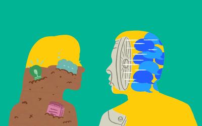 القناع والظل والروح والذات: الأنماط الشخصية الأربعة الرئيسية عند يونغ - أفكار كارل يونغ بخصوص اللاوعي الفردي واللاوعي الجمعي