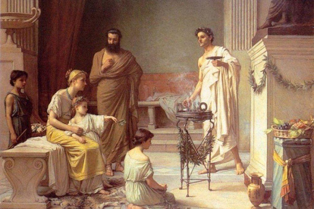 تاريخ الطب: الطب الروماني القديم