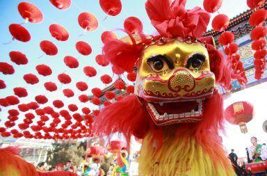 السنة الصينية الجديدة: عادات وتقاليد السنة القمرية الجديدة عيد الربيع في الصين احتفالات رأس السنة الصينية أطول عطلة عامة في الصين