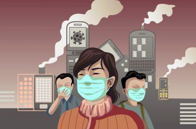 فيروس كورونا: الخوف من الوباء أم وباء الخوف؟ - ارتفاع نسب الإصابة بفيروس كورونا (المعروف بفيروس كوفيد-19) - المسببات المرضية التي تنقل العدوى
