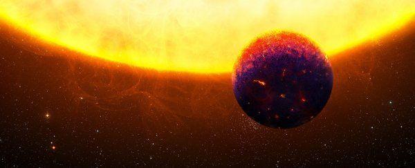 وجد العلماء نوع جديد من الكواكب المملوءة تماما بالأحجار الكريمة