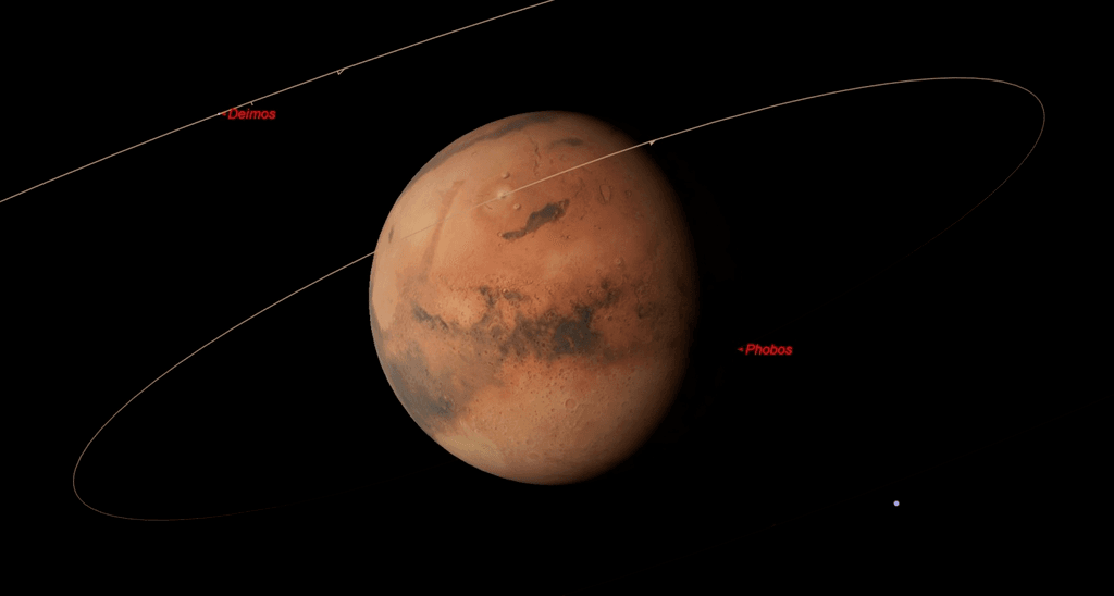 8 وجهات رائعة لسائحي المريخ في المستقبل عليهم استكشافها