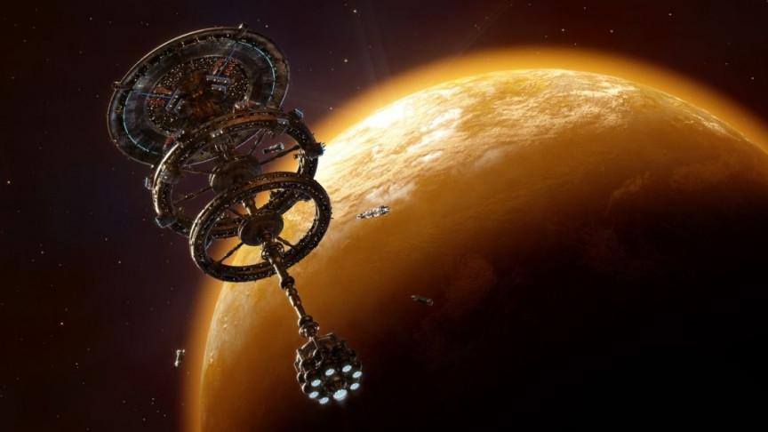 قمر صناعي عملاق يدور حول القزم سيريس قد يكون موطنًا مستقبليًا للبشر