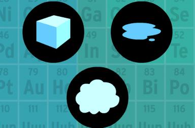 حالات المادة المختلفة