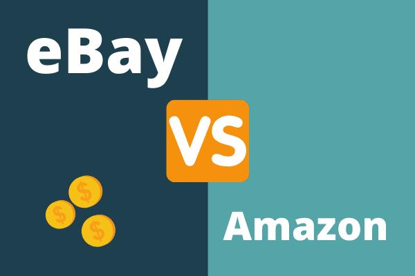 ما الفرق بين إيباي وأمازون ؟