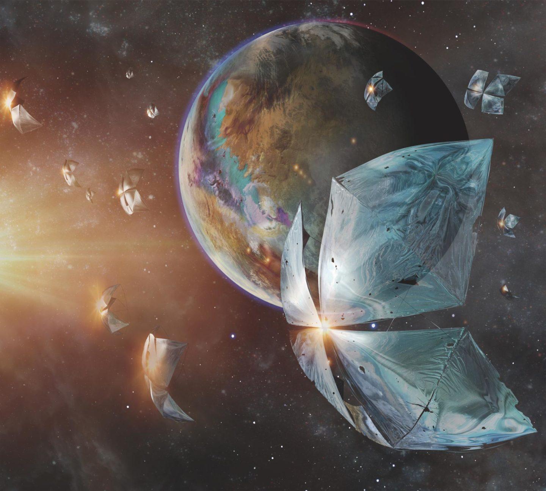 احتمال وجود حياة فضائية في أربعة عوالم في نظامنا الشمسي
