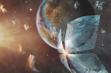 احتمال وجود حياة فضائية في أربعة عوالم في نظامنا الشمسي - قمر كوكب المشتري، يوروبا - اكتشاف غاز الميثان في الغلاف الجوي للمريخ - الحياة خارج الأرض