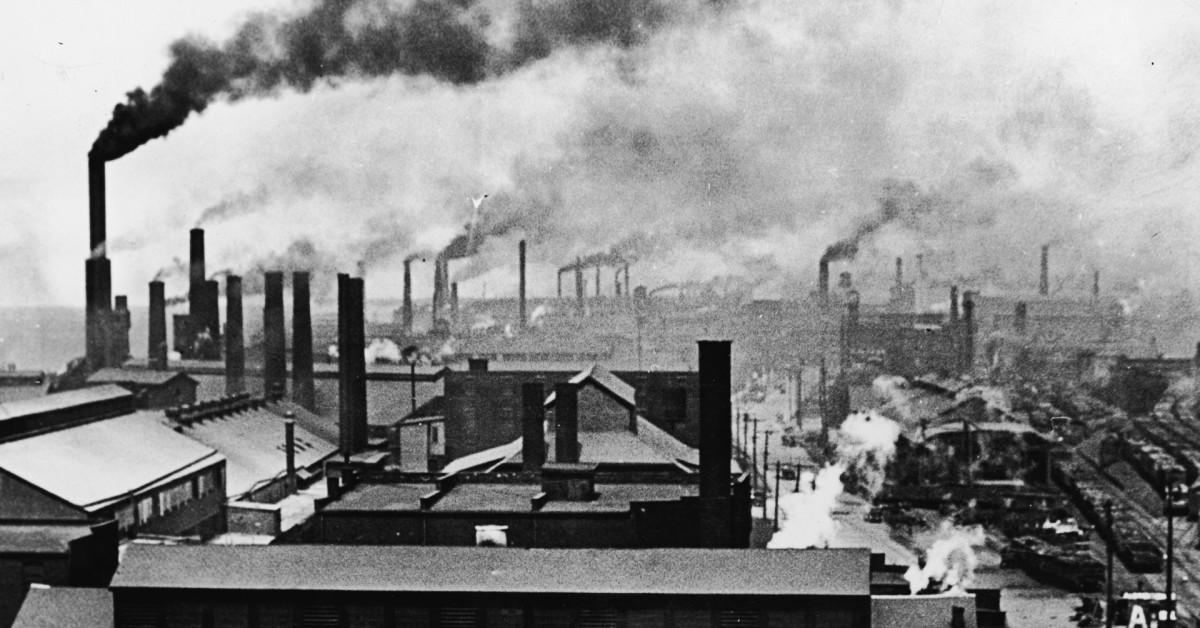 الثورة الصناعية: كل ما يجب أن تعرفه عنها - كيف تحولت المجتمعات الريفية والزراعية في أوروبا وأمريكا إلى مجتمعات صناعية متمدنة