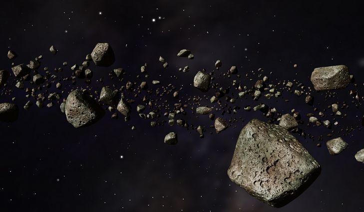 حزام الكويكبات
