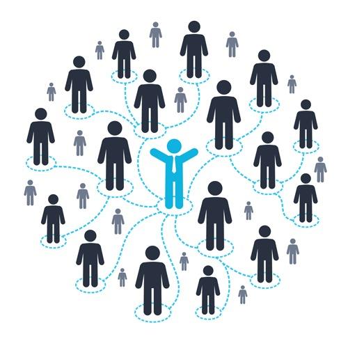 ما هو تأثير الشبكة - زيادة عدد مشتري السلع والخدمات يرفع من قيمتها - تحقيق منافع ناتجة من زيادة مشاركة الأفراد - رفع قيمة الإنترنت
