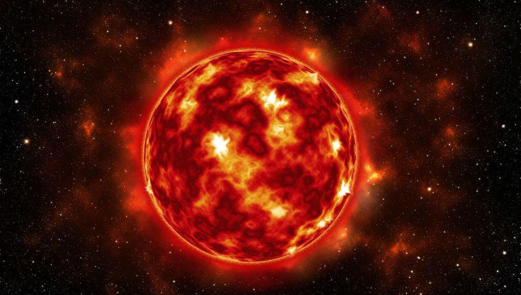 الأقزام الحمراء - نجوم باردة في ظلام المجرة
