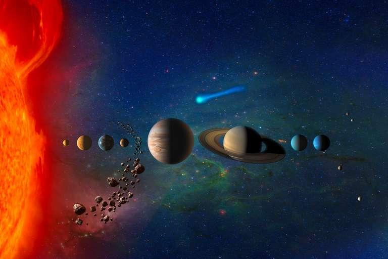 ما هو حزام الكويكبات