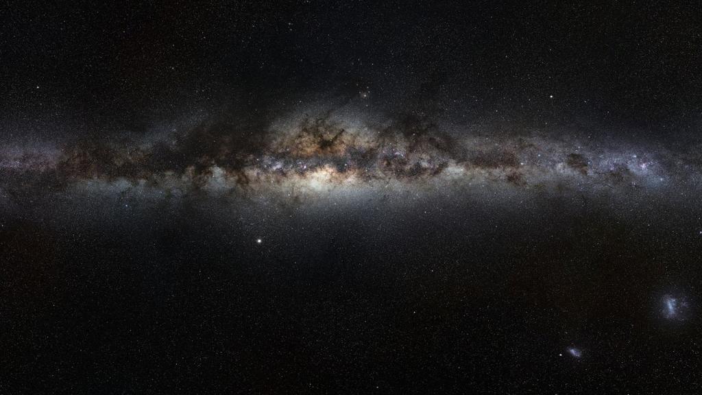 ما هي المادة المظلمة؟