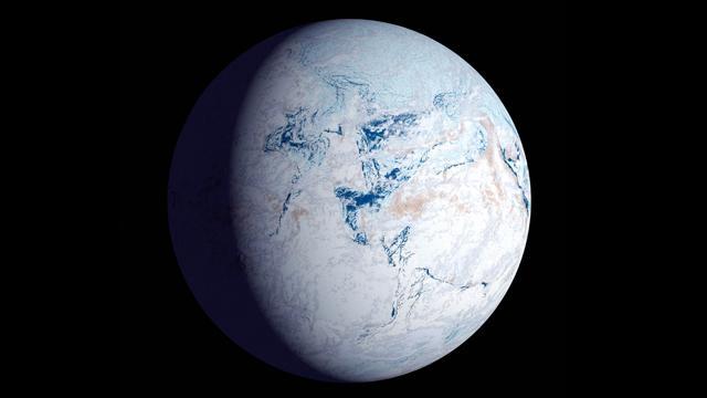 الكويكب الذي قضى على الديناصورات تسبب بشتاء عالمي