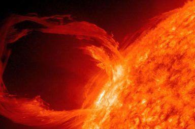 أحداث «الناهي الشمسي»: حل واحد من أكبر ألغاز الشمس حل لغز ظهور البقع الشمسية على سطح الشمس الدورة الطبيعية للشمس كرة البلازما