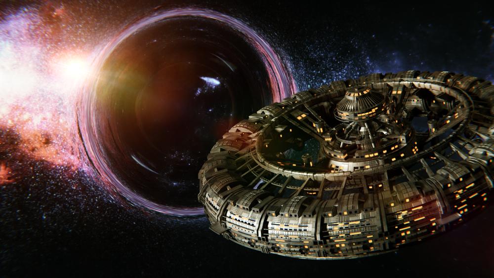 هل يمكن استخراج الطاقة من الثقوب السوداء - هل من الممكن الاستفادة من الثقوب السوداء مصدرًا للطاقة - قنابل الثقب الأسود - استخراج الطاقة من الثقب الأسود
