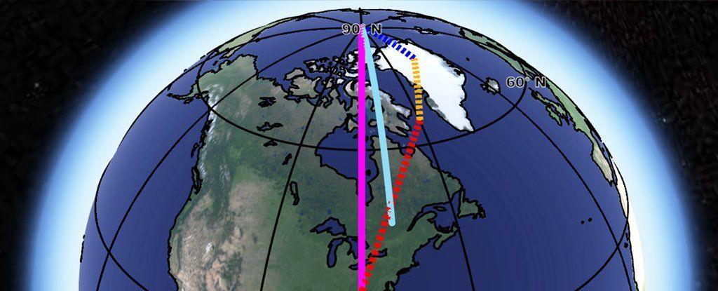 لماذا تتأرجح الأرض أثناء دورانها؟ ناسا تطرح بياناتها
