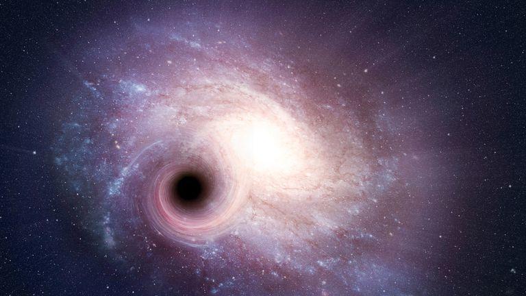 وفقًا لعلماء هارفرد قد تخلق إشعاعات من الثقب الأسود حياة! (النواة المجرية النشطة)