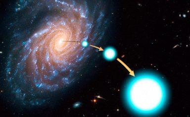 رصد العلماء اختفاء 100 نجم من السماء في ظروف غامضة - توجد في مجرة درب التبانة مساحات خالية كانت تلمع فيها النجوم سابقًا - المساحات الخالية في المجرة