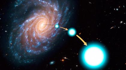 رصد العلماء اختفاء 100 نجم من السماء في ظروف غامضة
