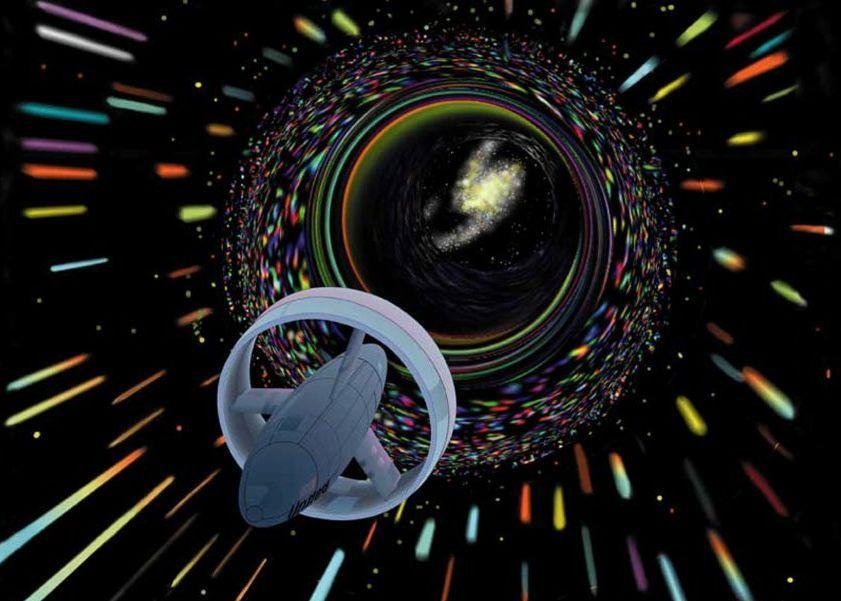 محركات الاعوجاج التي تفوق سرعتها سرعة الضوء، هل سنحوزها يومًا؟