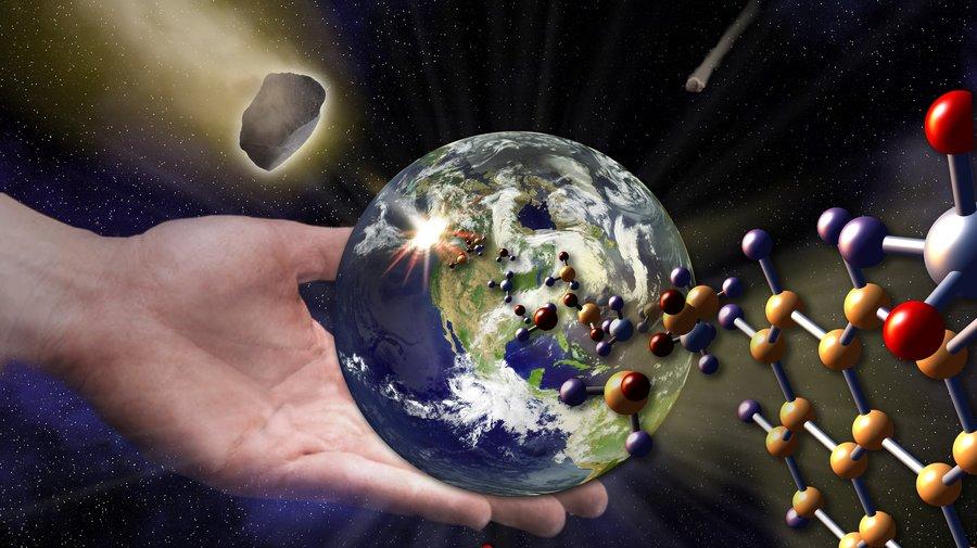 العلماء يقتربون من تحديد أصل الحياة على الأرض