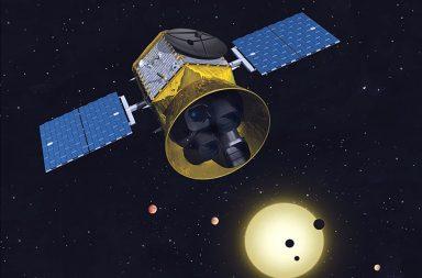 مسبار ناسا لاصطياد الكواكب ينضم للبحث عن الكائنات الفضائية الذكية - مهمة مسح الكواكب الخارجية العابرة (TESS) - اصطياد الكواكب
