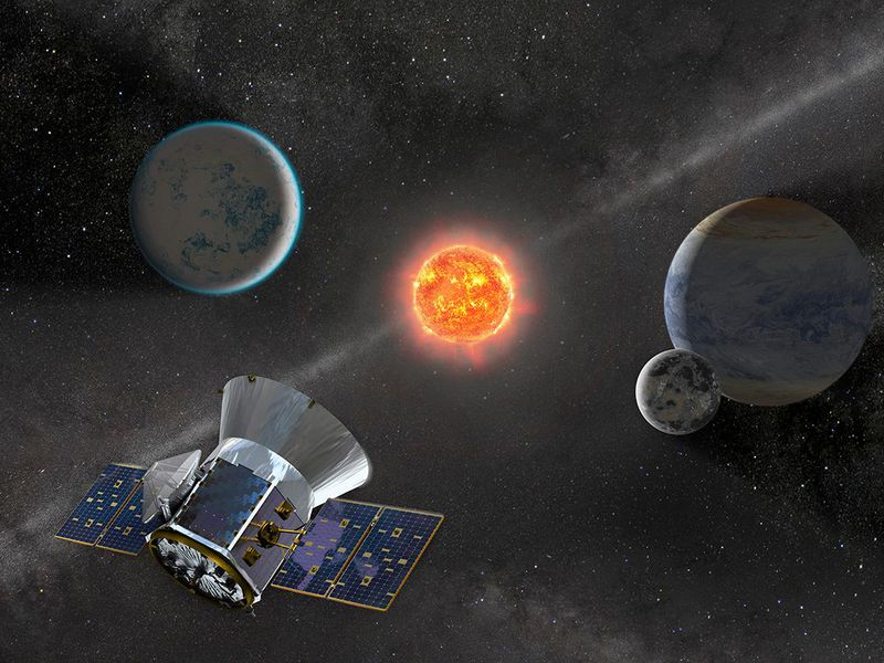 اكتشاف كوكب Pi: كوكب خارجي يدور حول نجمه كل 3.14 يوم