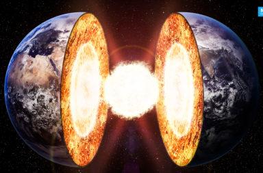 اكتشاف أدلة على وجود بنية خفية في باطن الأرض؟ أدلة تشير إلى فصل جديد من تاريخ الأرض - معلومات جديدة حول تكوين النواة الداخلية للأرض