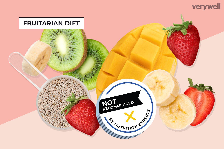 لا ينصح أخصائيو التغذية باتباع حمية الفاكهة
