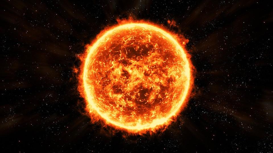 شمسنا ضعيفة مقارنة بالنجوم الأخرى!