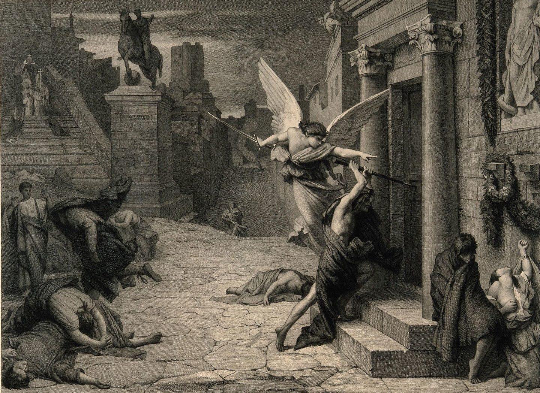 وباء الطاعون الأنطوني