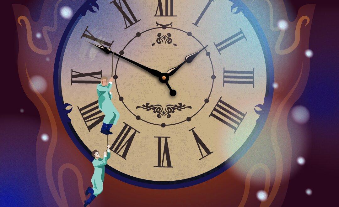 انعكاس الزمن في حالة كمية مجهولة - عكس الزمن - سيناريوهات شديدة التعقيد وخيالية لا يمكن تصور حدوثها تلقائيًا في الطبيعة - ميكانيك الكم