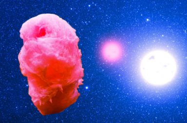 يؤكد العلماء وجود كواكب بخفة حلوى غزل البنات - كيف تتم تسمية الكواكب - تسميات لطيفة للأجرام السماوية - المجموعة الشمسية - كواكب صخرية