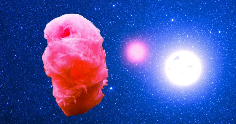 يؤكد العلماء وجود كواكب بخفة حلوى غزل البنات