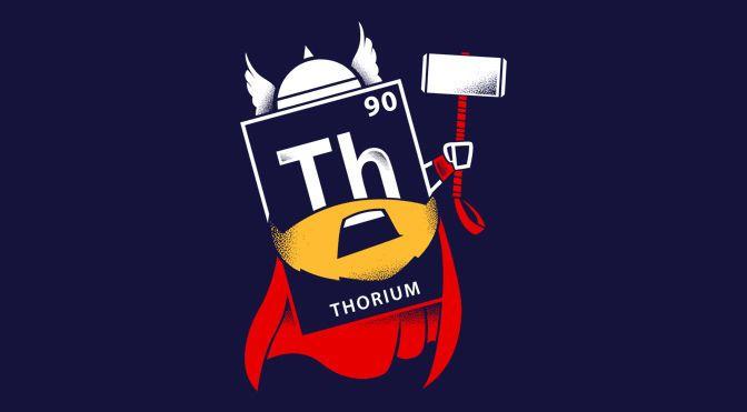 حقائق حول عنصر الثوريوم